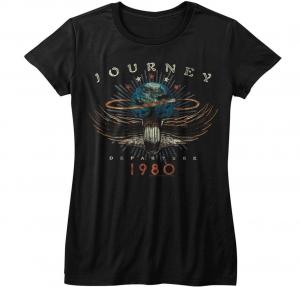 Journey - Women's Vintage Concert T-Shirts