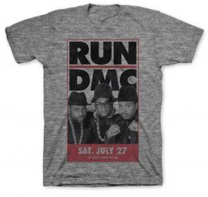 Run DMC - Vintage Concert T-Shirts