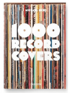 1000 Record Covers - Christmas Gifts For Music Lovers