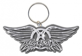 Aerosmith Wings Keychain - Christmas Gifts For Music Lovers