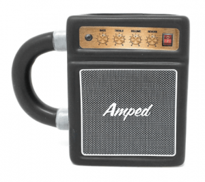 Amped Coffee Mug - Christmas Gifts For Music Lovers