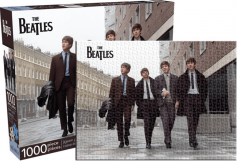 The Beatles - Street Color Puzzle - Christmas Gifts For Music Lovers