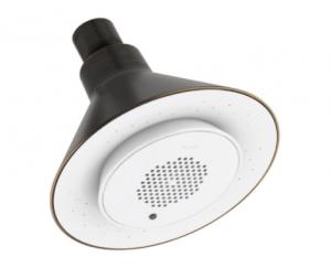 KOHLER Moxie Shower-Head/Wireless Speaker - Christmas Gifts For Music Lovers