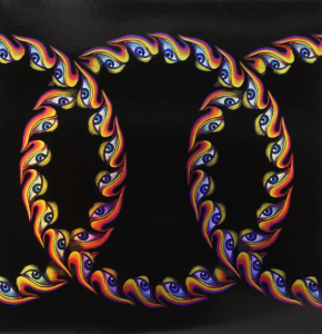 Tool Lateralus Vinyl LP - Christmas Gifts For Music Lovers
