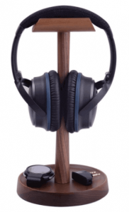 Artinova ARTA-0053 Wooden Headset Holder - Best Headphone Stand