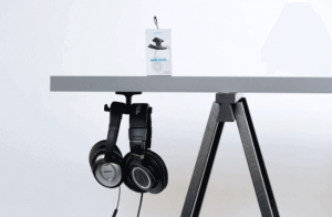 The Anchor - Elevation Lab Under-Desk Stand - Best Headphone Stand