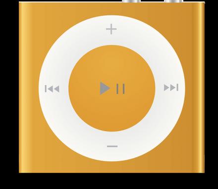 iPod Shuffle - Digital vs. Analog Audio