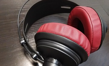 Modern Retro With Brainwavz Pads - How To Replace Headphone Pads