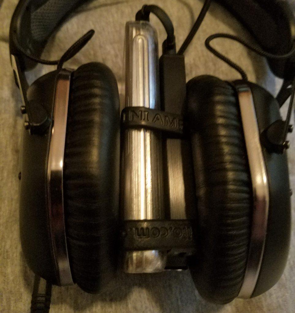 Headphone Amplifier FiiO A3 Review