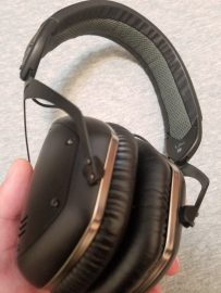 Headband Padding - V-Moda Crossfade LP2 Review