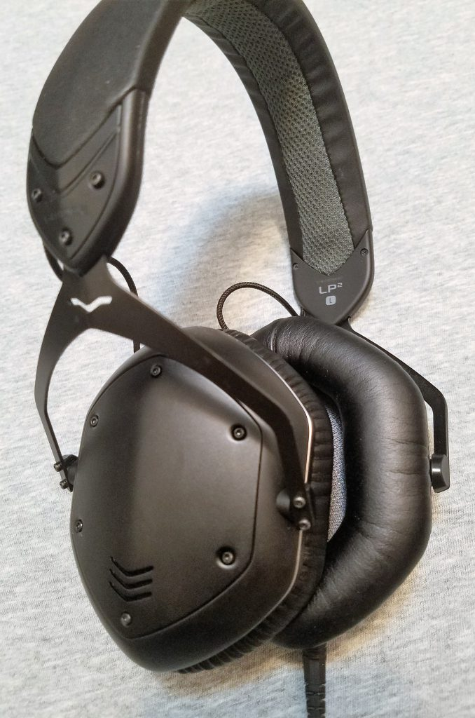 V-Moda Crossfade LP2 Sonic Elevation Review