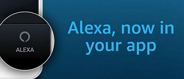 Alexa In The App - Amazon Music Unlimited