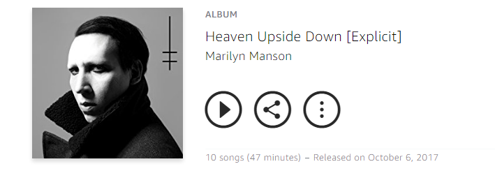 Heaven Upside Down 2017