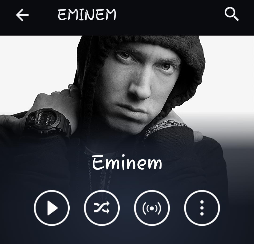 New Eminem Album Called Revival Sonic Elevation