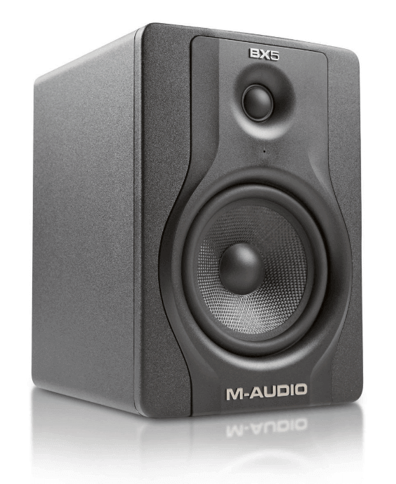 M Audio BX5 D2 - Studio Monitors Review