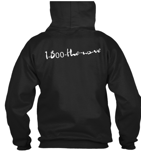 1-800-The-Wave Gildan 8oz Heavy Blend Hoodie
