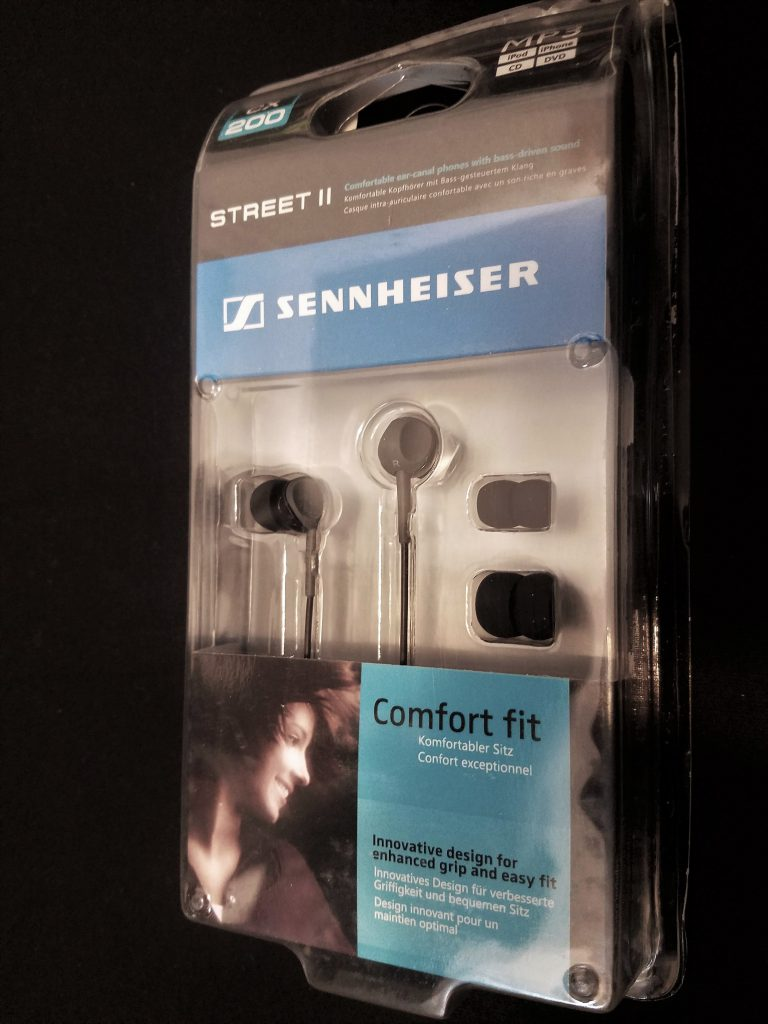 Sennheiser CX200 Earbuds Review