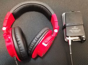 Audio Technica ATH M50 Professional Headphones