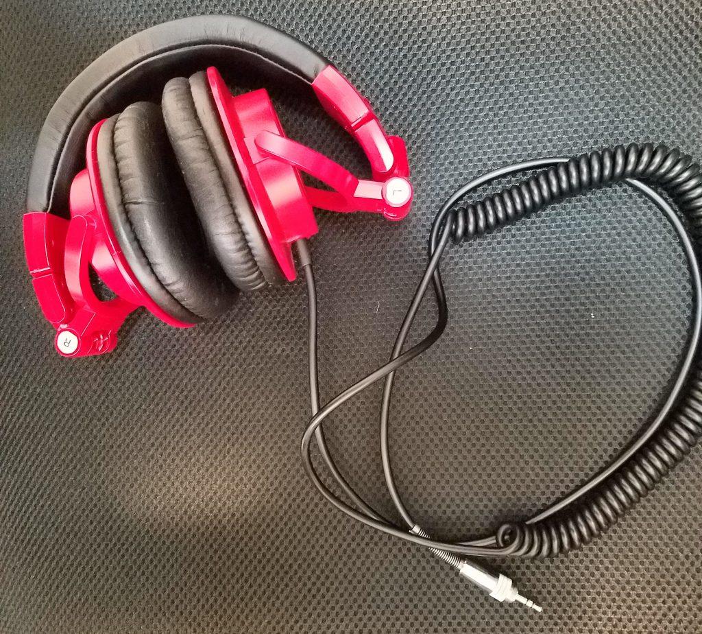 Audio Technica ATH M50 Professional Headphones