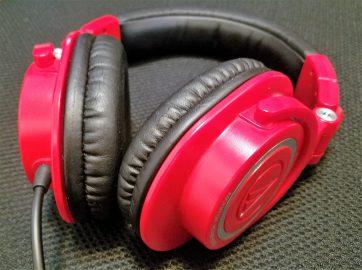 M50 Headphones - Audio Technica ATH M50 Review