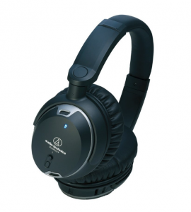 Audio Technica ATH-ANC9 - Best Noise Cancelling Headphones