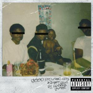 Kendrick Lamar Good Kid Maad City - A Short Film Vinyl LP