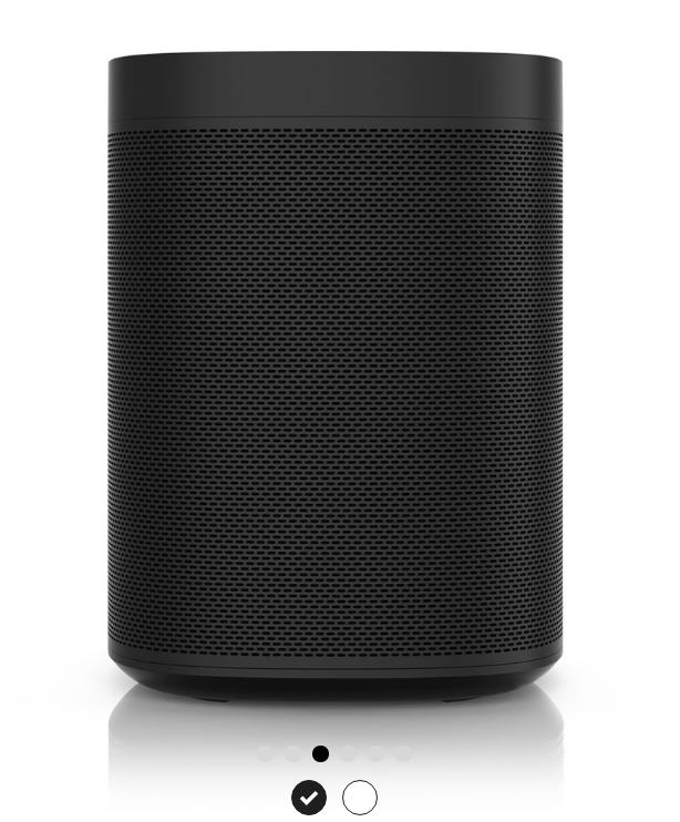 Sonos One With Alexa - The Future of Sound