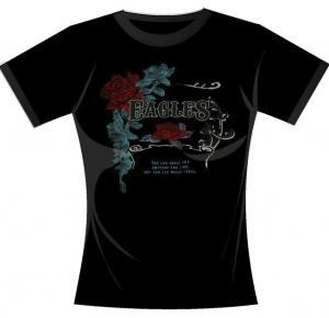 Eagles - Women's Vintage Concert T-Shirts