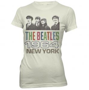 The Beatles - 1964 Women's Vintage Concert T-Shirts