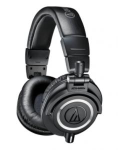Audio Technica ATH M50x - Best DJ Headphones