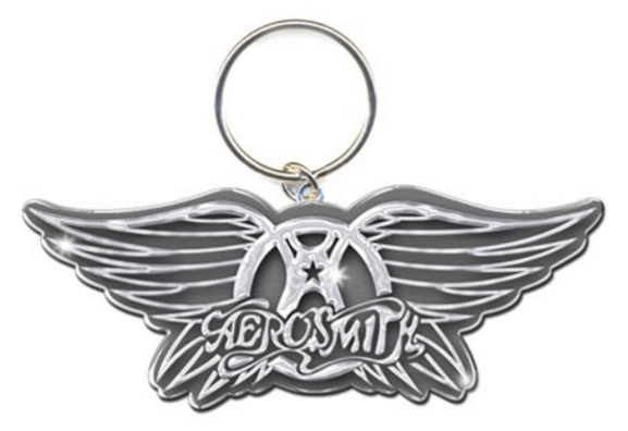 Aerosmith Wings Keychain - 20 Awesome Music Lovers Gifts