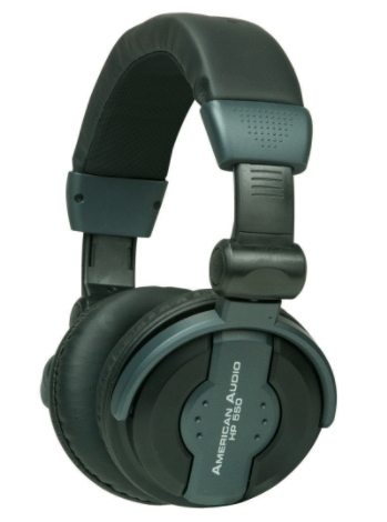 American Audio HP 550 - Best DJ Headphones