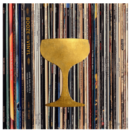 Booze And Vinyl - 20 Awesome Music Lovers Gifts