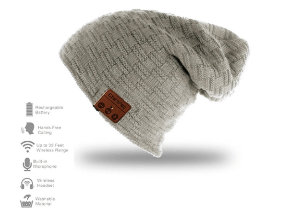 CFCZ Bluetooth 3.0 Beanie - 20 Awesome Music Lovers Gifts