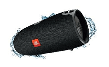 Splashproof Feature - JBL Xtreme Review - Portable Wireless Bluetooth Speaker