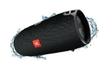 Splashproof Feature - JBL Xtreme Review - Portable Wireless Bluetooth Speaker