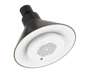 KOHLER Moxie Showerhead and Wireless Speaker - 20 Awesome Music Lovers Gifts