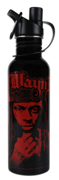 Lil Wayne Logo Water Bottle - 20 Awesome Music Lovers Gifts