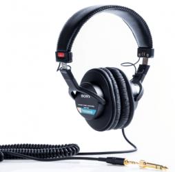 Sony MDR7506 - Best DJ Headphones