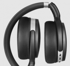 Compact Folding Design - Sennheiser HD 4.50 Review - Wireless Bluetooth Headphones With ANC