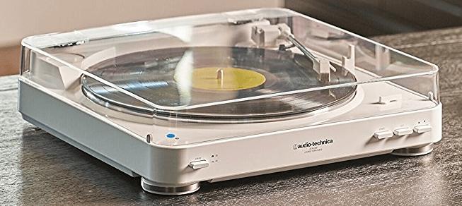 LP60BT Dust Cover - Audio Technica LP60BT - Wireless Turntable