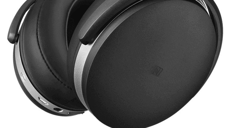 NFC Pairing Symbol - Sennheiser HD 4.50 Review - Wireless Bluetooth Headphones With ANC