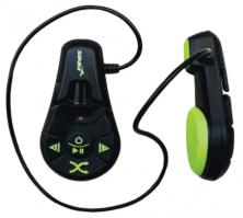 FINIS Duo Waterproof MP3 Player - Waterproof Headphones For Swimming