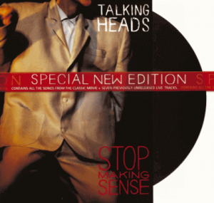 Talking Heads - Stop Making Sense - Best Audiophile Albums