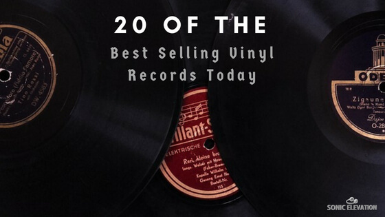 20 Of The Best Selling Vinyl Records Today