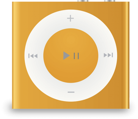 iPod Shuffle - Digital vs. Analog Audio