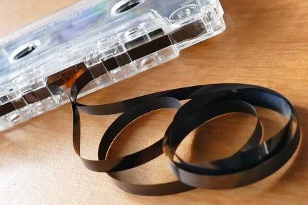 Cassette Tape - Digital vs. Analog Audio For Dummies