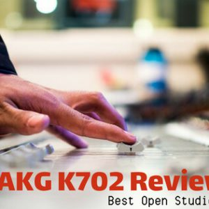 AKG K702 Review - Best Open Studio Monitor