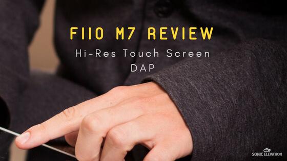 FiiO M7 Hi-Res Lossless Music Player