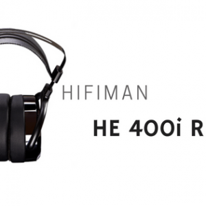 HIFIMAN HE 400i Review - Planar Magnetic Open Headphones